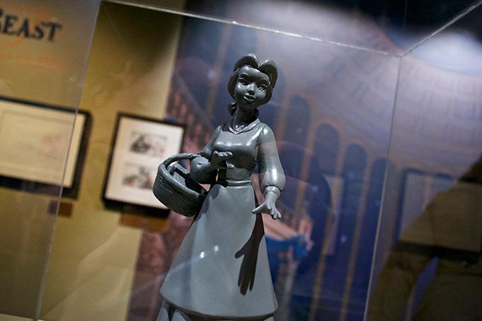 Les maquettes des studios Disney Expo-d11