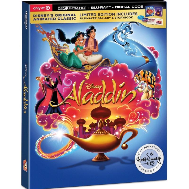 [Walt Disney] Aladdin (1992) - Page 10 Guest_17