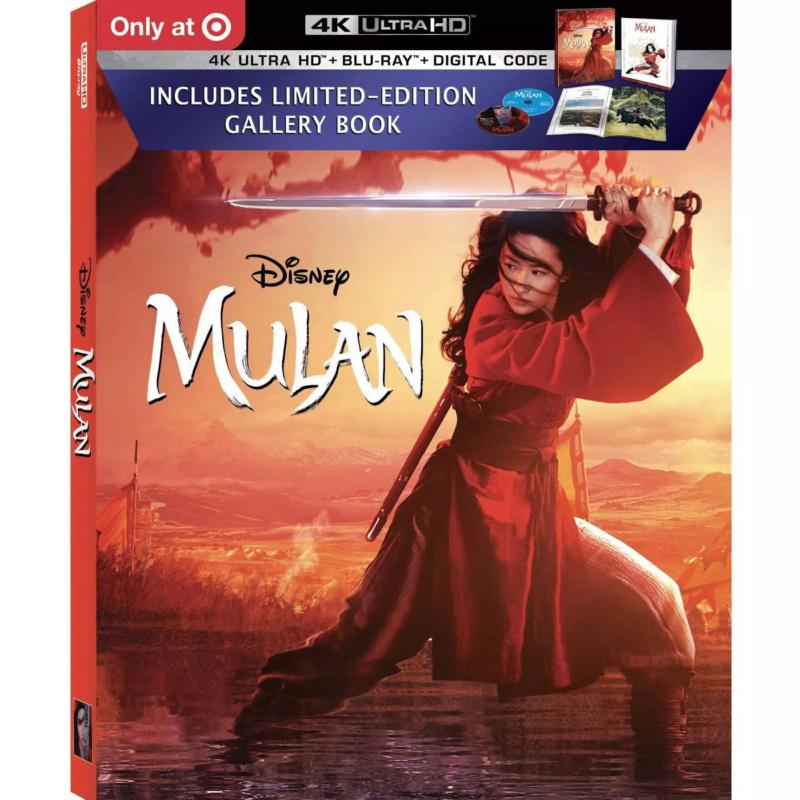 Mulan [Disney - 2020] - Page 2 Guest_24