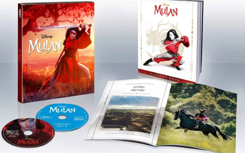 Mulan [Disney - 2020] - Page 2 Guest_26