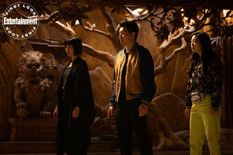 Shang-Chi et la Légende des Dix Anneaux [Marvel - 2021] Image11