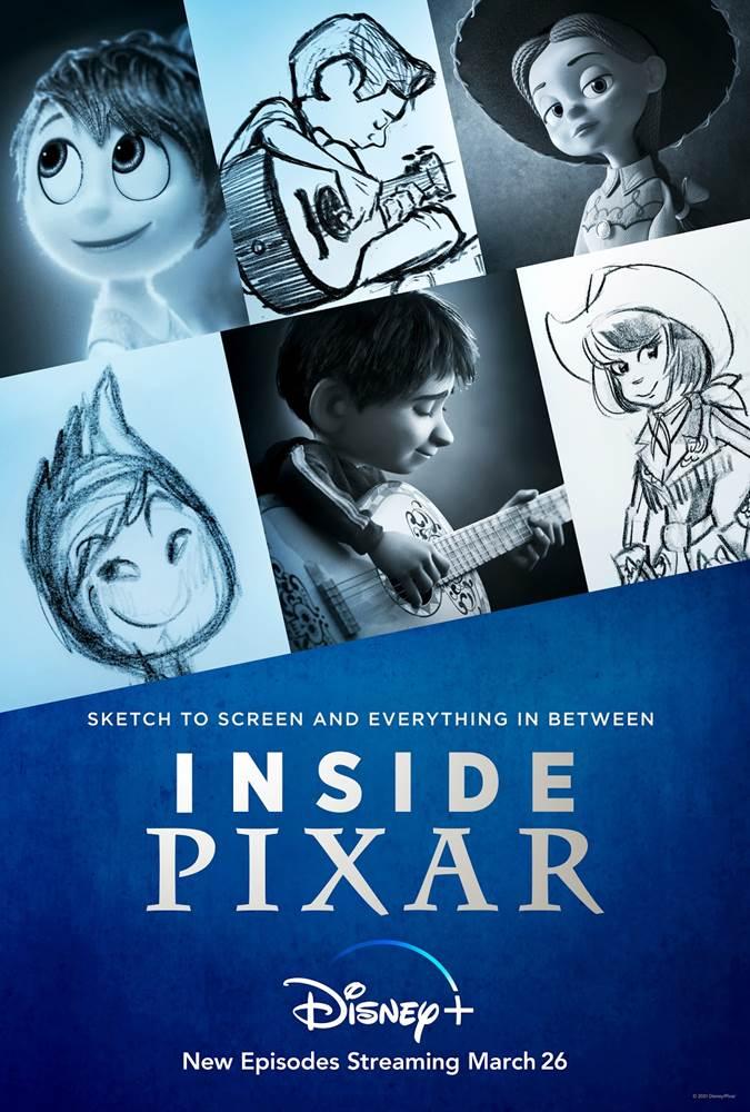 Les Coulisses de Pixar [Pixar - 2020] Inside13