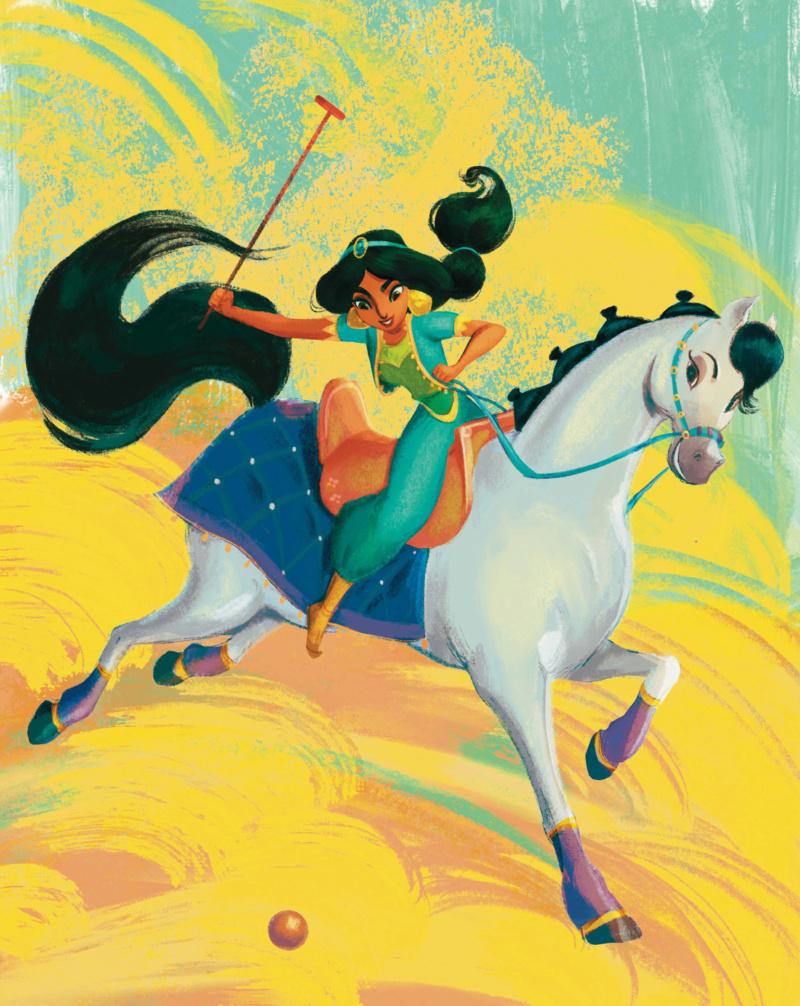 Ultimate Princess Celebration - Histoires et produits dérivés [ShopDisney] Jasmin12
