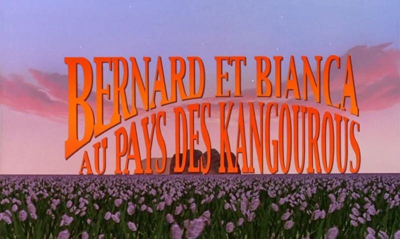 Bernard et Bianca au Pays des Kangourous [Walt Disney - 1990] - Page 3 Je_sup11