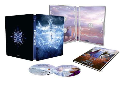 [Débats / BD] Les Blu-ray Disney en Steelbook - Page 13 La-rei13