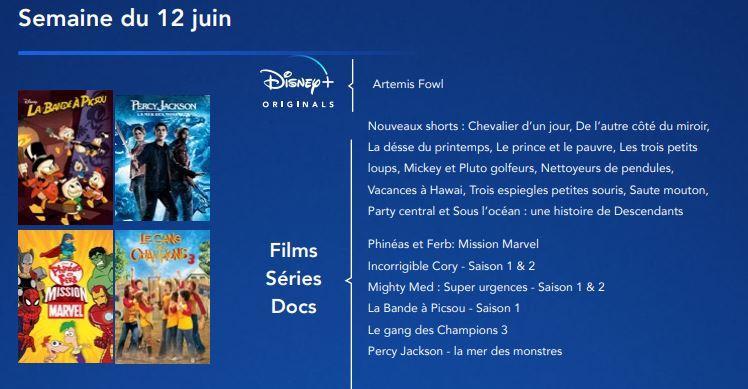 Nouveau sur Disney+ : les ajouts de chaque semaine - Page 3 Laband10