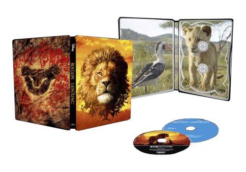 [Débats / BD] Les Blu-ray Disney en Steelbook - Page 14 Le-roi15