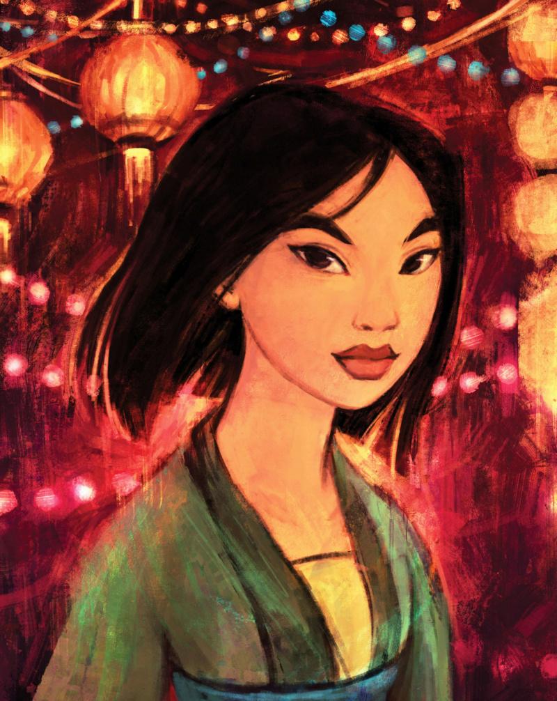Ultimate Princess Celebration - Histoires et produits dérivés [ShopDisney] Mulan111