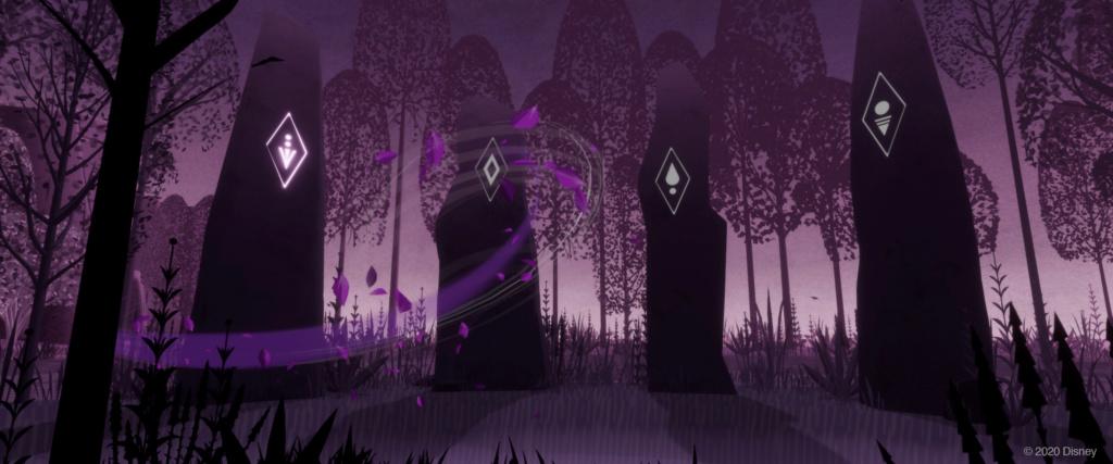 Les 5 Esprits - La Légende de La Reine des Neiges 2 [Cartoon WDAS VR - 2019]  Myth312