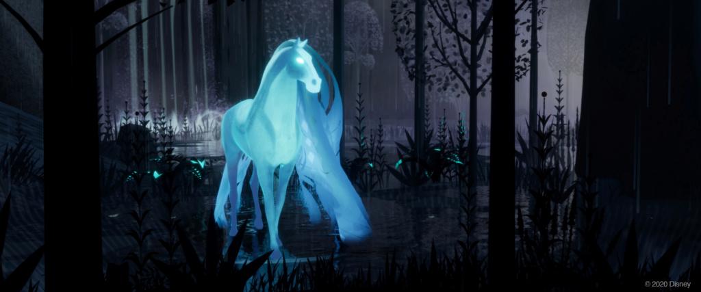 Les 5 Esprits - La Légende de La Reine des Neiges 2 [Cartoon WDAS VR - 2019]  Myth513