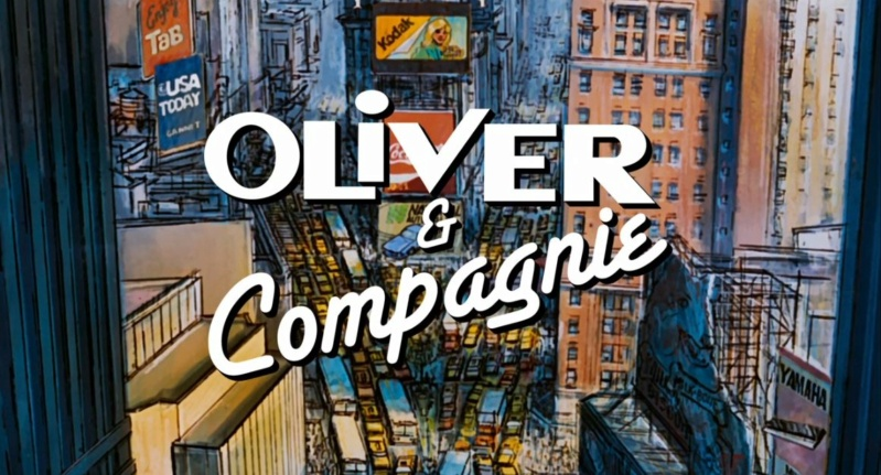 Oliver & Compagnie [Walt Disney - 1988] - Page 3 Oliver10