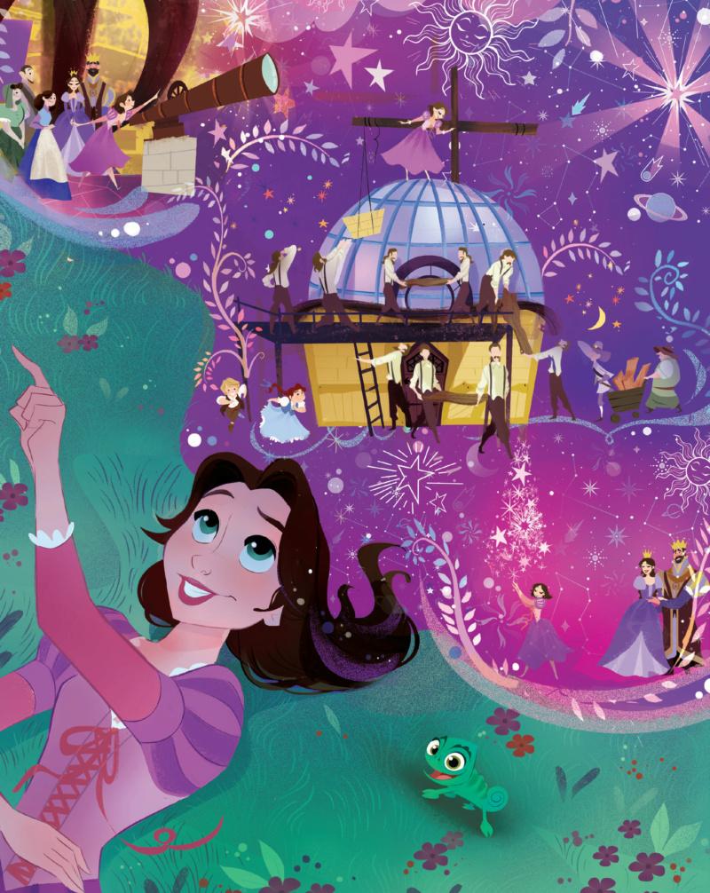 Ultimate Princess Celebration - Histoires et produits dérivés [ShopDisney] Raipon16