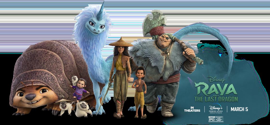 Raya et le Dernier Dragon [Walt Disney - 2021] - Page 13 Raya-c10