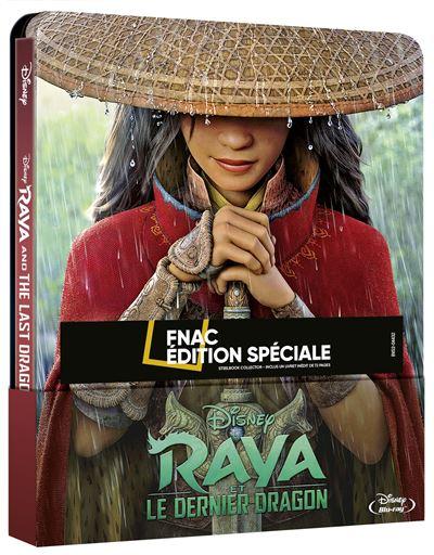 Les Blu-ray Disney en Steelbook [Débats / BD]  - Page 15 Raya-e10
