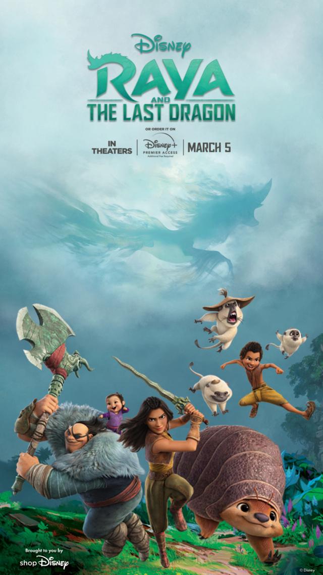 Raya et le Dernier Dragon [Walt Disney - 2021] - Page 13 Raya-w13