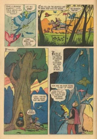 La Belle au Bois Dormant [Walt Disney - 1959] - Page 18 Rco08610