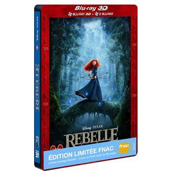 [Débats / BD] Les Blu-ray Disney en Steelbook - Page 14 Rebell10