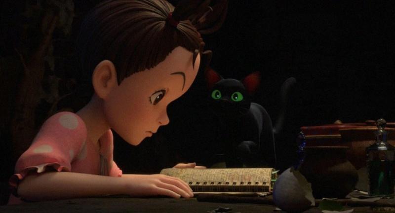Aya et la Sorcière [Ghibli - 2020] Telech10