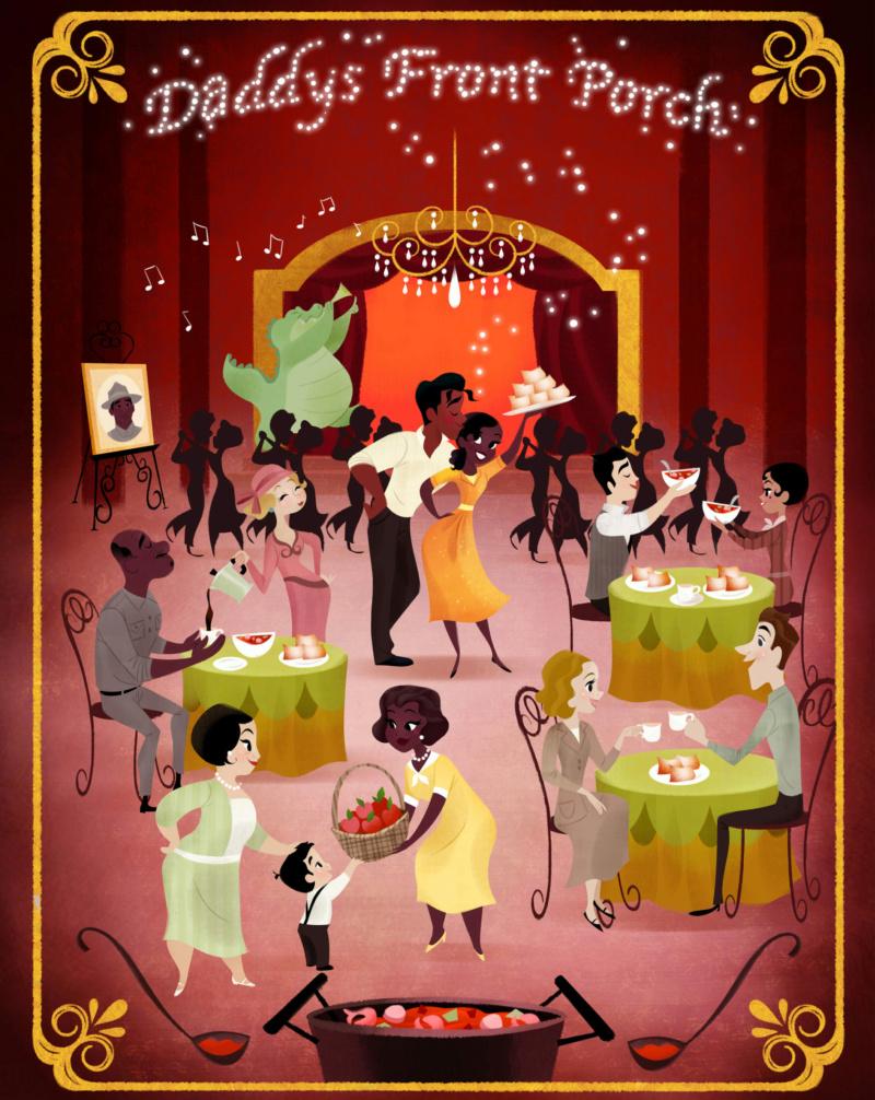 Ultimate Princess Celebration - Histoires et produits dérivés [ShopDisney] Tiana310