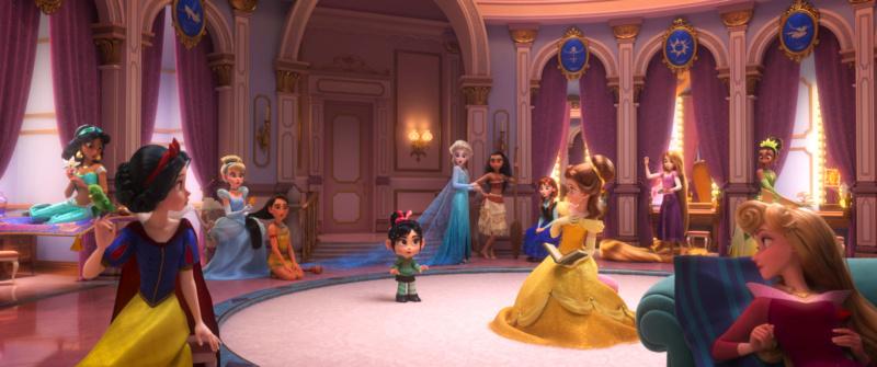 """Les Princesses Disney """"Version Ralph 2.0"""" : Vos préférées ? Tyler-12"""