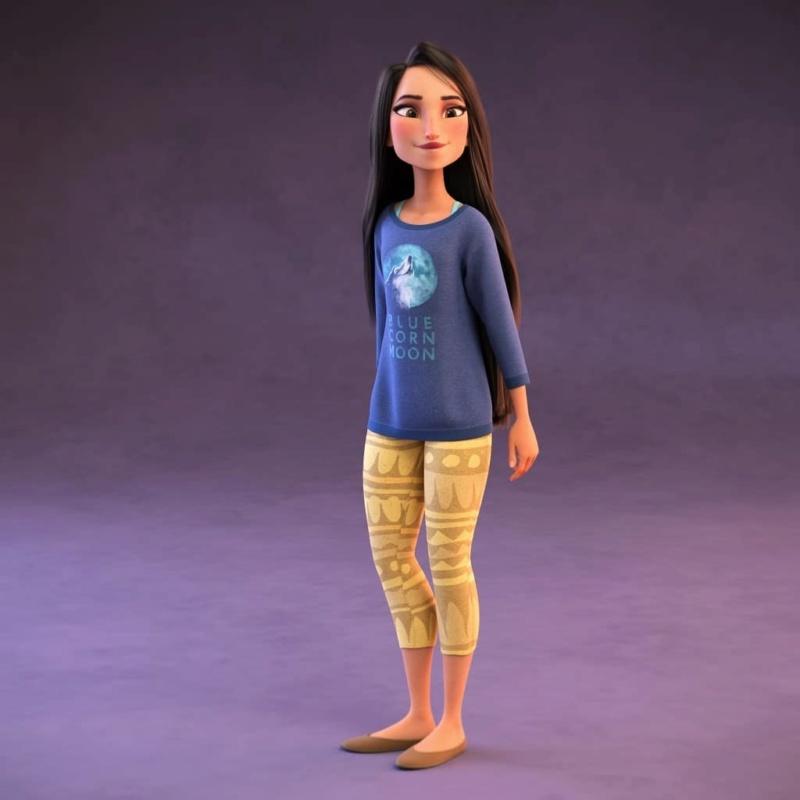 """Les Princesses Disney """"Version Ralph 2.0"""" : Vos préférées ? Tyrass14"""