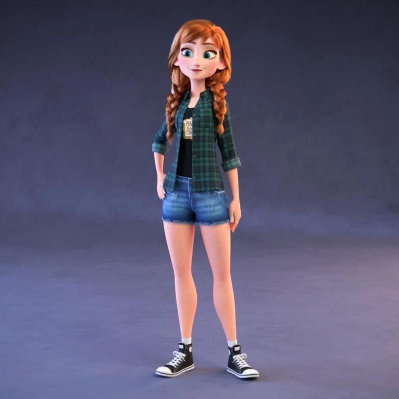 """Les Princesses Disney """"Version Ralph 2.0"""" : Vos préférées ? Tyrass19"""
