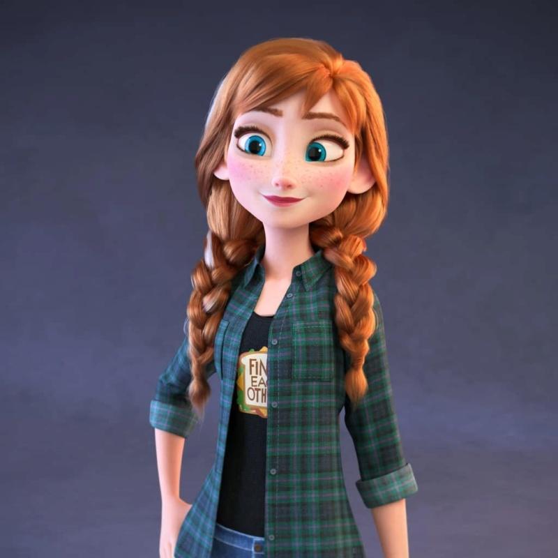 """Les Princesses Disney """"Version Ralph 2.0"""" : Vos préférées ? Tyrass20"""