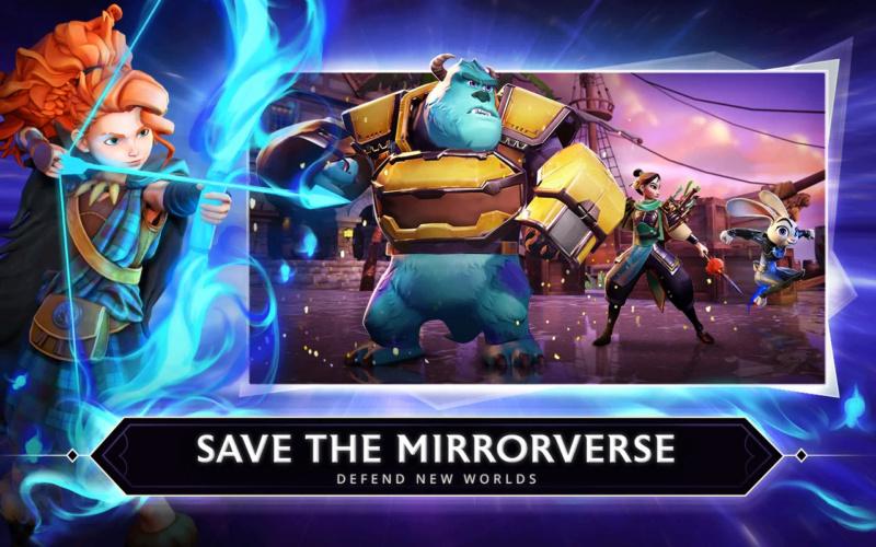 Disney Mirrorverse [Kabam - 2021] Unname16