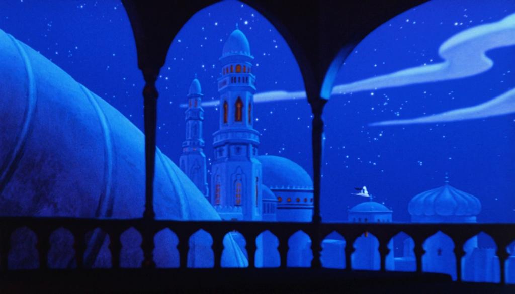 Aladdin [Walt Disney - 1992]  - Page 11 Vlcsn236