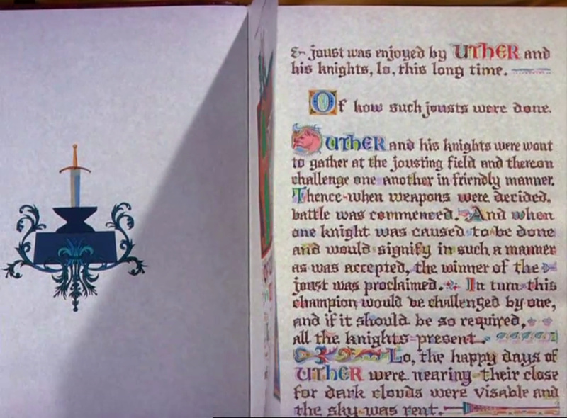 Merlin l'Enchanteur [Walt Disney - 1962] - Page 10 Vlcsn250