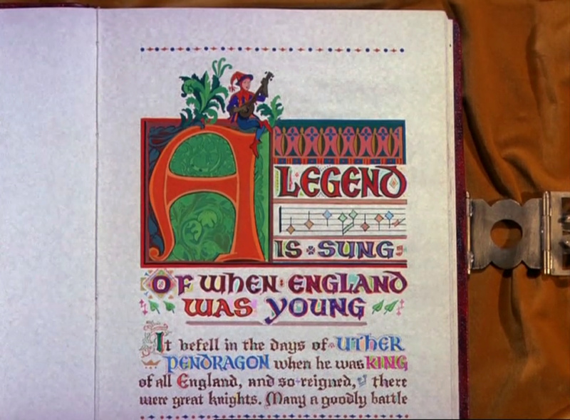 Merlin l'Enchanteur [Walt Disney - 1962] - Page 10 Vlcsn251