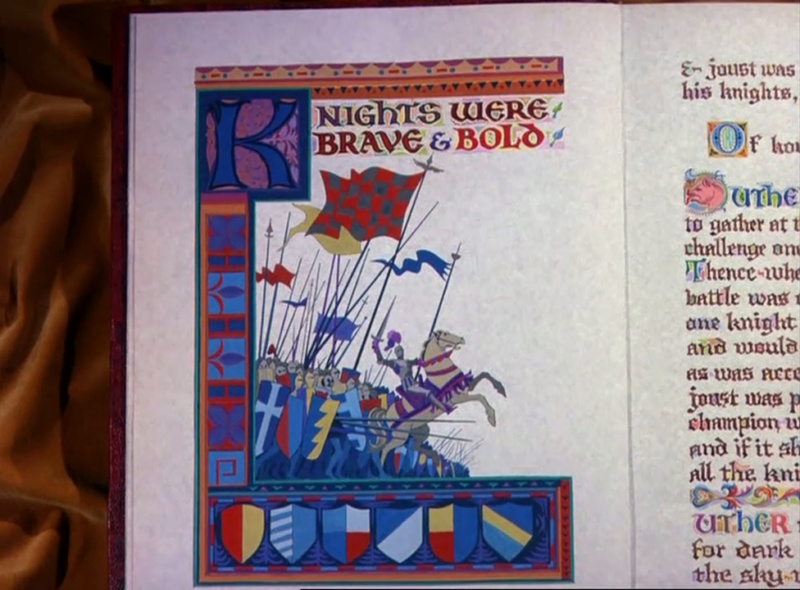 Merlin l'Enchanteur [Walt Disney - 1962] - Page 10 Vlcsn253