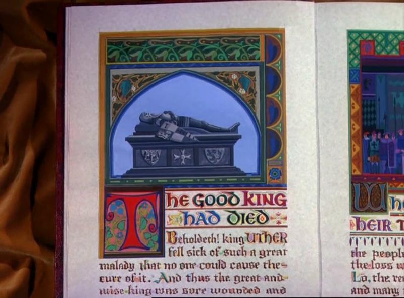 Merlin l'Enchanteur [Walt Disney - 1962] - Page 10 Vlcsn254
