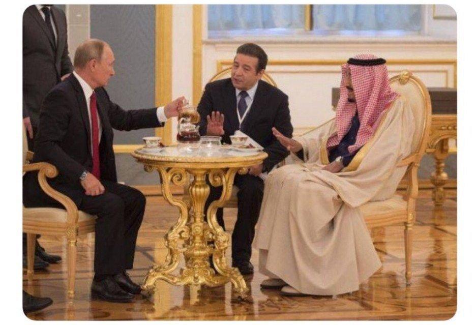 Федерика Могерини отказалась от чашки чая,предложенного российским мидовцем.  Dogaff10