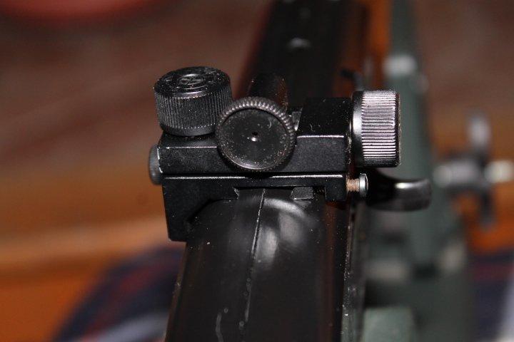 Et encore une: carabine Crosman 766 1010