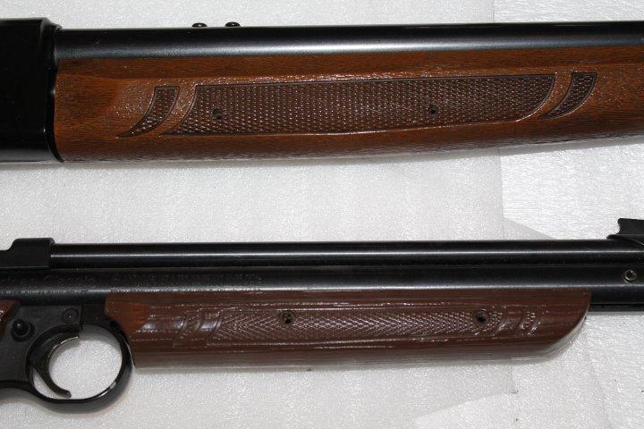 Et encore une: carabine Crosman 766 1610
