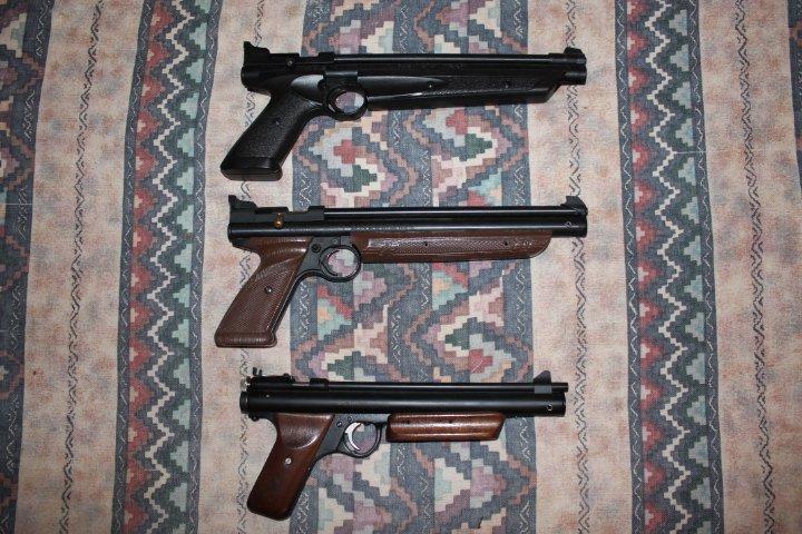 Pour les Crosmaniacs :) - les Pumpers Pistol10