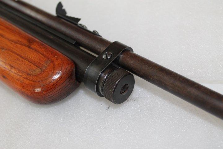 Projet complété: Carabine Crosman 187 Rs210