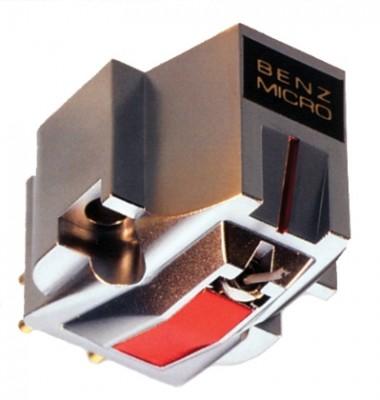 Benz Micro MC Silver high output mc cartridge (SOLD!) 12751310