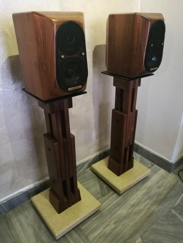 Diapason Karis MK 1 Bookshelf Loudspeakers Img_2049