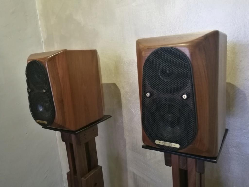 Diapason Karis MK 1 Bookshelf Loudspeakers Img_2050