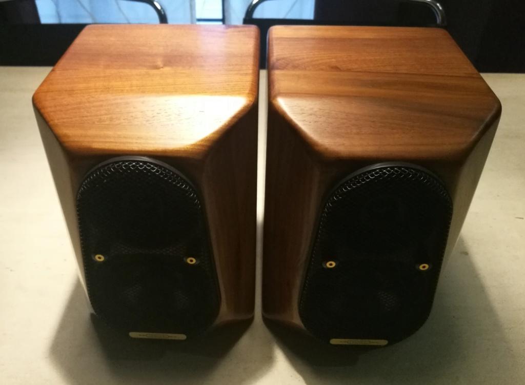 Diapason Karis MK 1 Bookshelf Loudspeakers Img_2051
