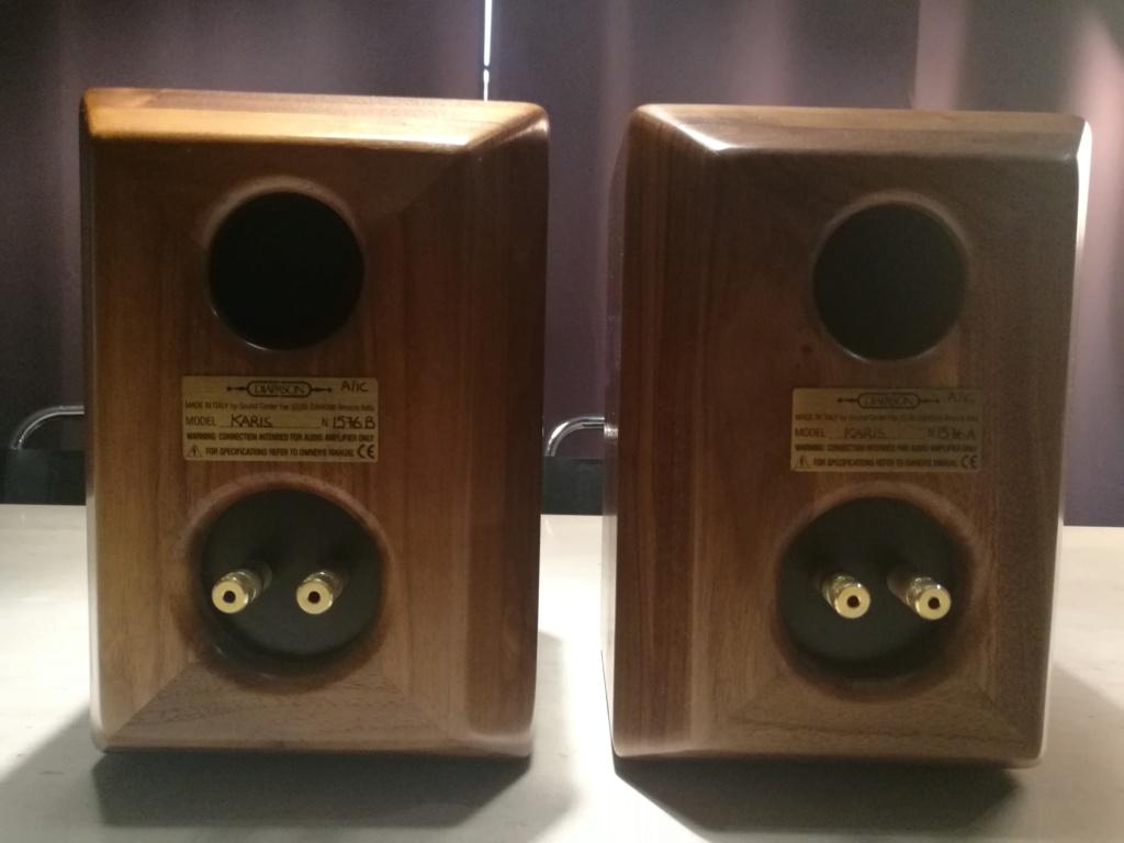 Diapason Karis MK 1 Bookshelf Loudspeakers Img_2053