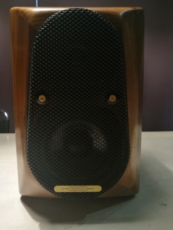Diapason Karis MK 1 Bookshelf Loudspeakers Img_2054