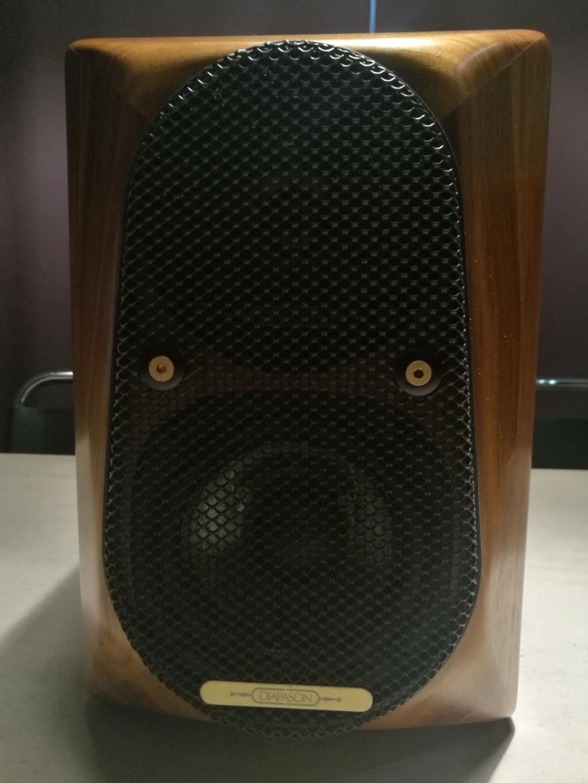 Diapason Karis MK 1 Bookshelf Loudspeakers Img_2055