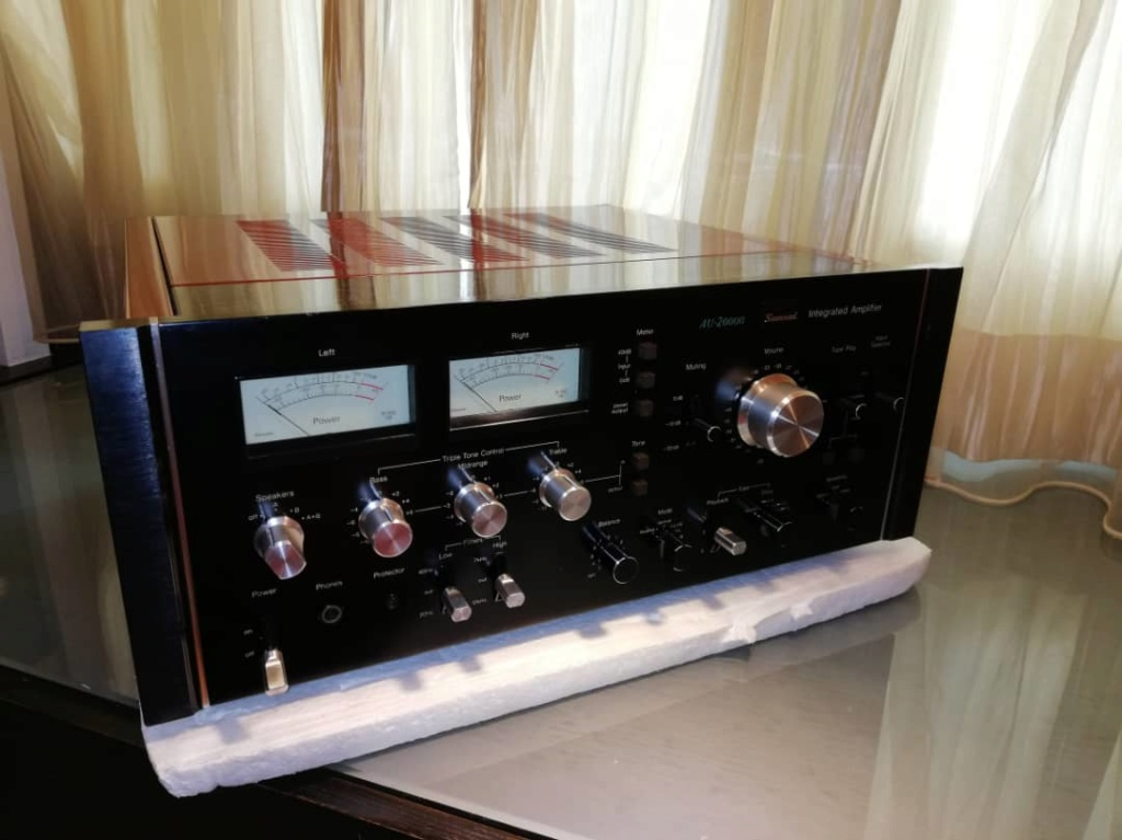 Sansui AU-20000 Integrated Stereo Amplifier (SOLD) Whatsa10