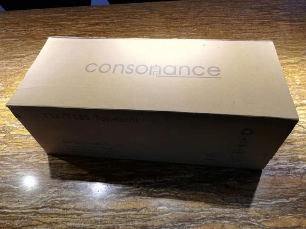 Opera Consonance T88s 12 inch Tonearm, Demo Unit (SOLD!) Whatsa14