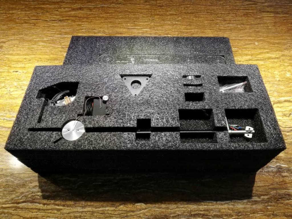 Opera Consonance T88s 12 inch Tonearm, Demo Unit (SOLD!) Whatsa16