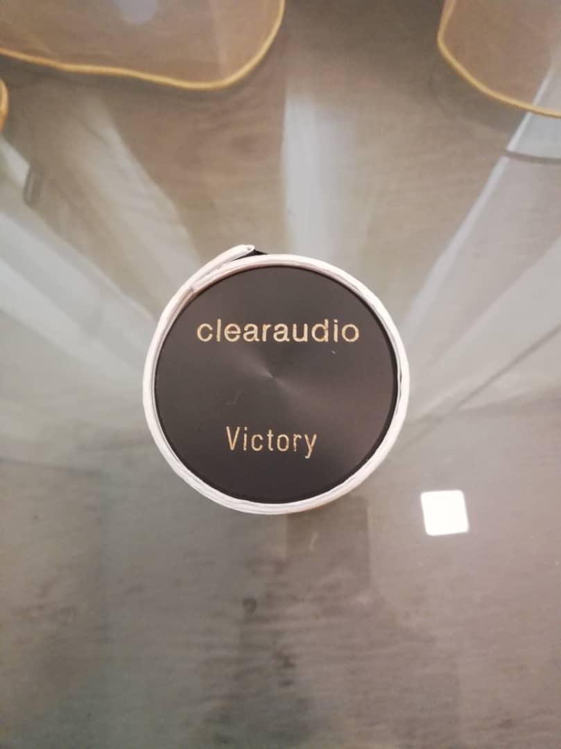 Clearaudio Victory Low Output 24k Gold Cartridge Whatsa33