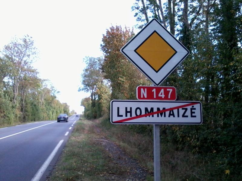une 251 en route vers l'Ardèche. 20181010